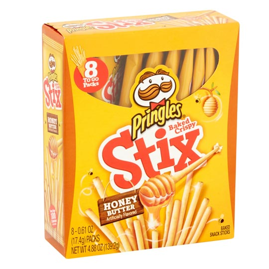 Iconic Packaging: Stix