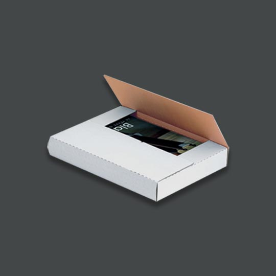 Shipping with Mailers: Easy-Fold