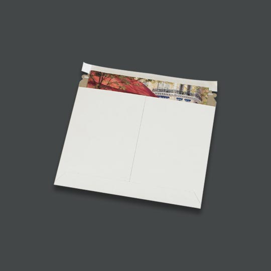 Shipping with Mailers: Flat