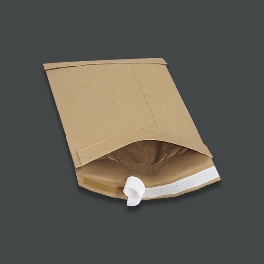 Shipping with Mailers: Padded