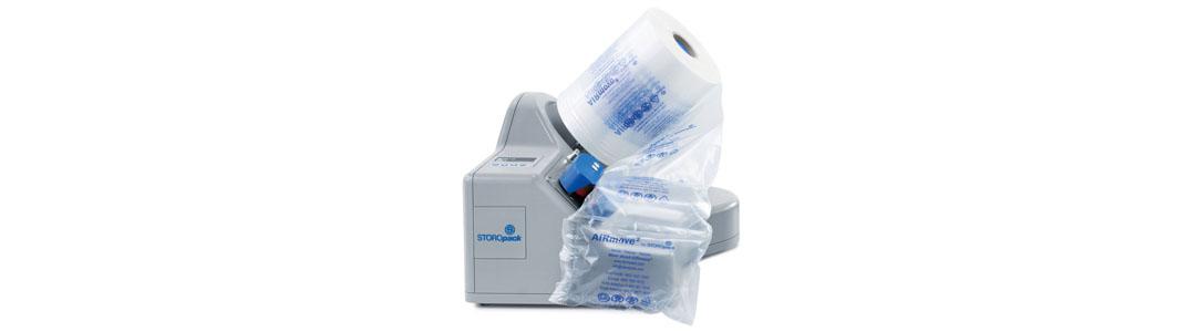 Packaging Gadgets: Air Cushion Machines