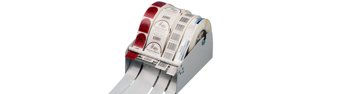 Packaging Gadgets: Label Dispensers