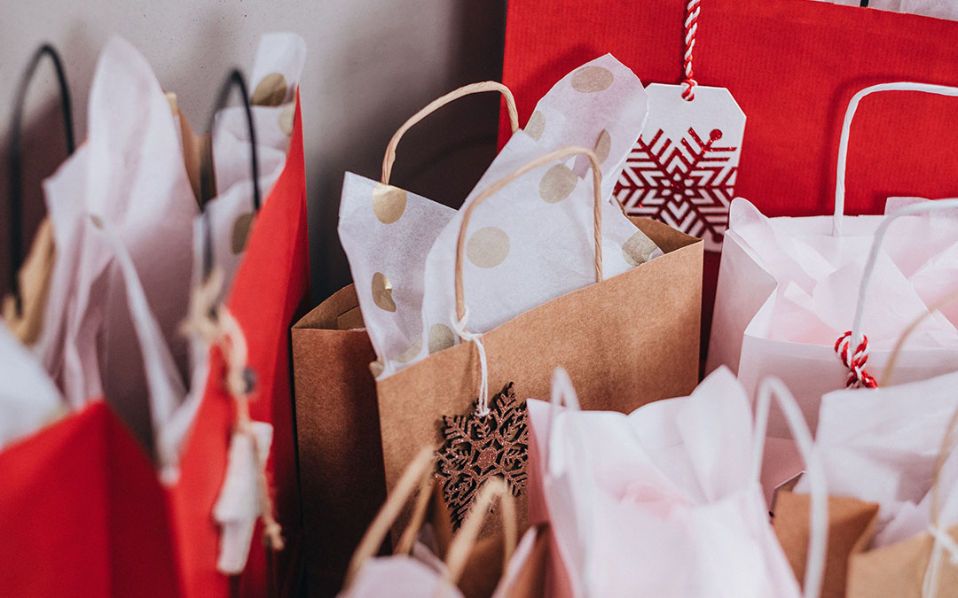 4 Festive Options for Holiday Gift Packaging