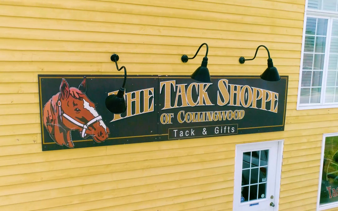 TPC Stories: The Tack Shoppe
