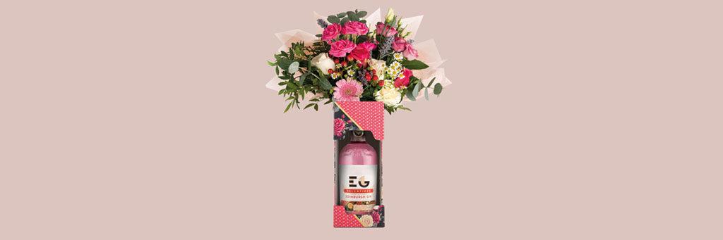 Valentines Alcohol Packaging: Edinburgh Gin 2