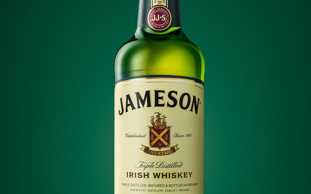 Iconic Packaging: Jameson Whiskey