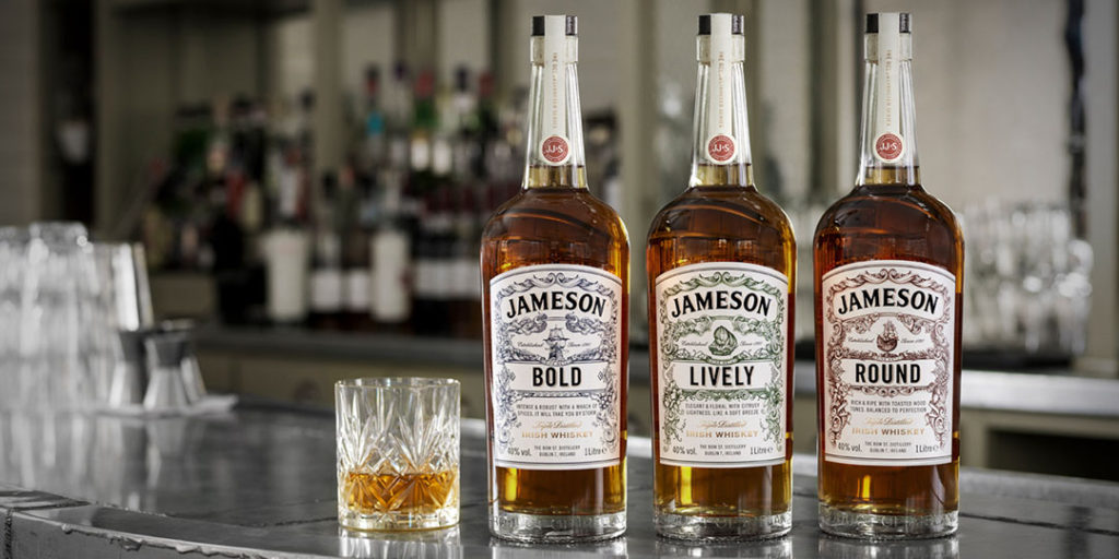 Jameson Whiskey: Deconstructed 1