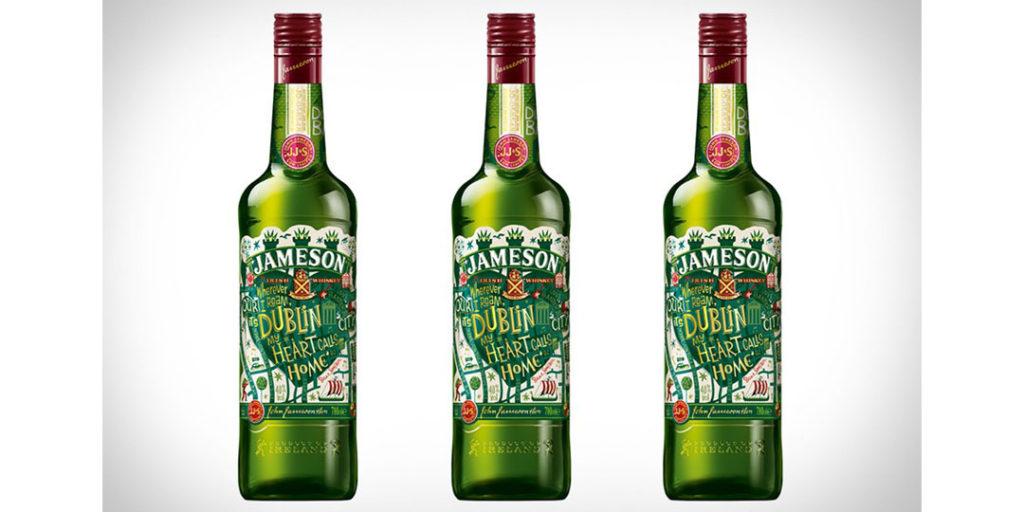 Jameson Whiskey: St. Patrick's Day
