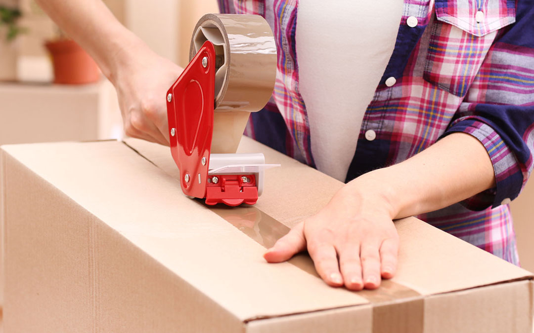 How to Close a Corrugated Box