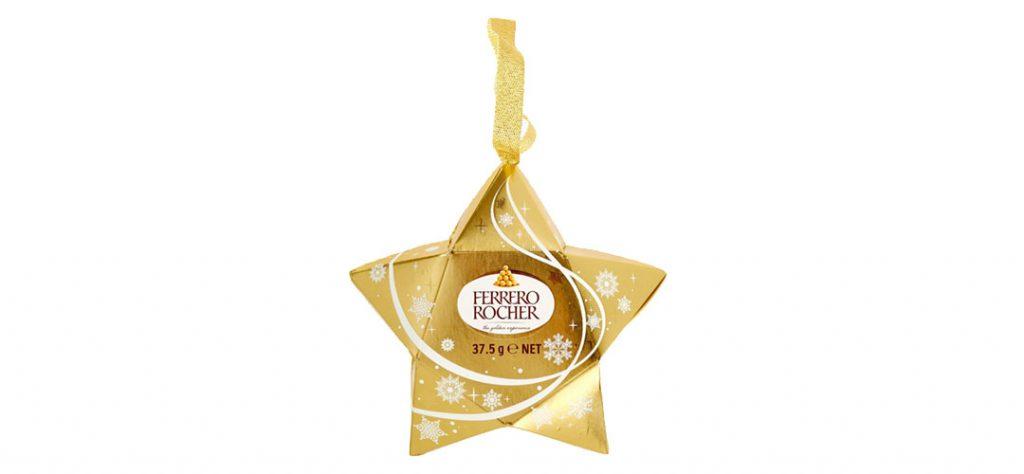 Ferrero Rocher: Ornament