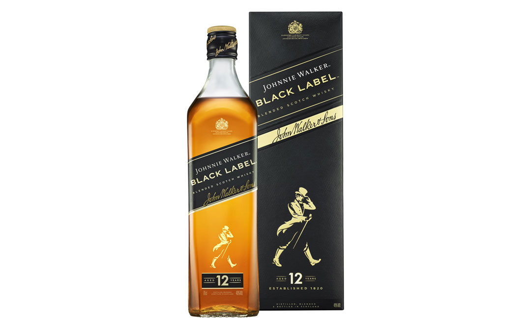 Iconic Packaging: Johnnie Walker