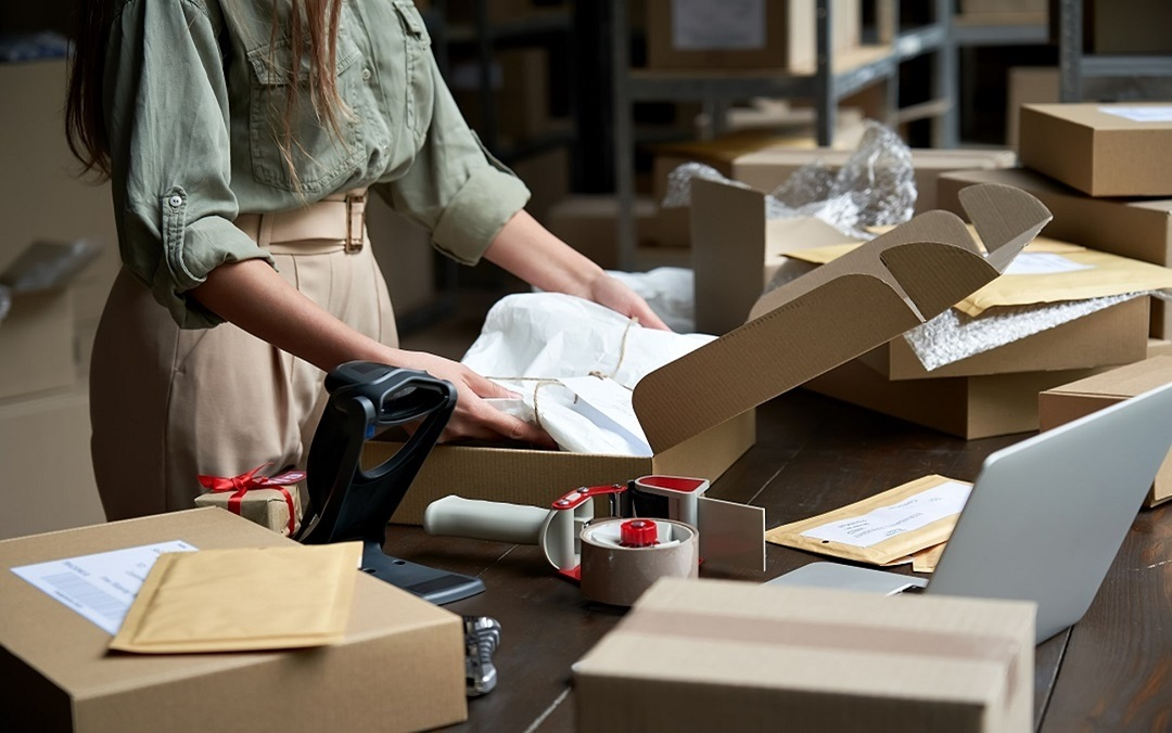 Shipping Materials for Your Small Business