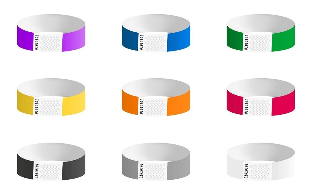 What Are The Benefits Of Event Wristbands?