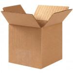 Corrugated Boxes, 3 x 3 x 3