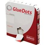 Glue Dots® - High Profile, High Tack, 1/2