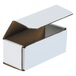 Indestructo Mailers, White, 6 x 2 1/2 x 2 3/8
