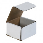 Indestructo Mailers, White, 3 x 3 x 2
