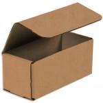Indestructo Mailers, Kraft, 6 x 2 x 2