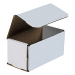 Indestructo Mailers, White, 6 x 3 x 3