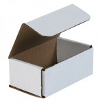Indestructo Mailers, White, 5 x 3 x 2
