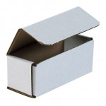 Indestructo Mailers, White, 5 x 2 x 2