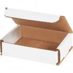 Indestructo Mailers, White, 4 x 3 x 1