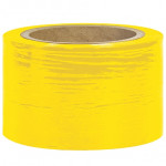 Yellow Bundling Stretch Film, 80 Gauge, 3