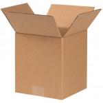 Corrugated Boxes, 4 x 4 x 5