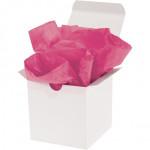 Cerise Tissue Paper Sheets, 20 X 30