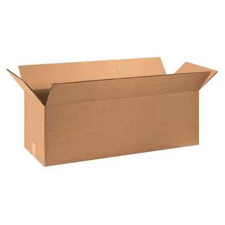 """Double Wall Corrugated Boxes, 36 x 8 x 8"""", 48 ECT"""