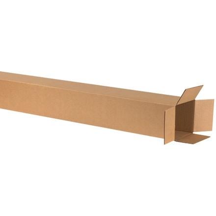 "Corrugated Boxes, 6 x 6 x 50"", Kraft"