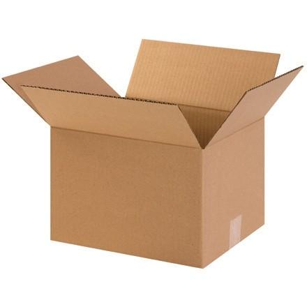 "Corrugated Boxes, 10 x 9 x 8"", Kraft"