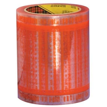 "3M 824 Pouch Tape Rolls, 5 x 6"""