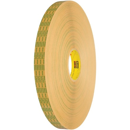 """3M 465XL General Purpose Adhesive Transfer Tape, 1/2"""" x 60 yds., 2 Mil Thick"""