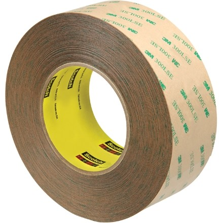 "3M 9472LE General Purpose Adhesive Transfer Tape, 2"" x 60 yds., 5 Mil Thick"