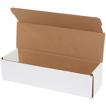 """Indestructo Mailers, White, 12 x 3 1/2 x 3"""""""
