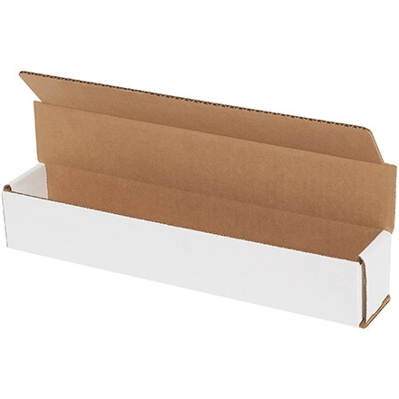 Indestructo Mailers, White, 12 x 2 x 2""