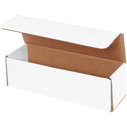 """Indestructo Mailers, White, 11 1/2 x 3 1/2 x 3 1/2"""""""