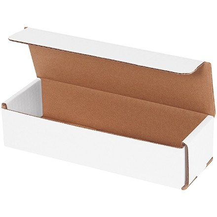 """Indestructo Mailers, White, 9 x 3 x 2"""""""
