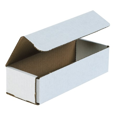"""Indestructo Mailers, White, 8 x 3 x 2"""""""