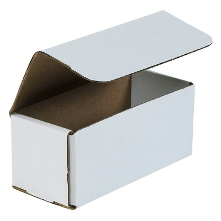 """Indestructo Mailers, White, 7 x 3 x 3"""""""