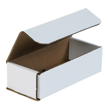 """Indestructo Mailers, White, 7 x 3 x 2"""""""
