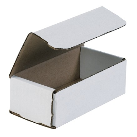 """Indestructo Mailers, White, 6 x 3 x 2"""""""