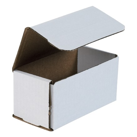 """Indestructo Mailers, White, 6 x 3 x 3"""""""