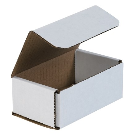 """Indestructo Mailers, White, 5 x 3 x 2"""""""