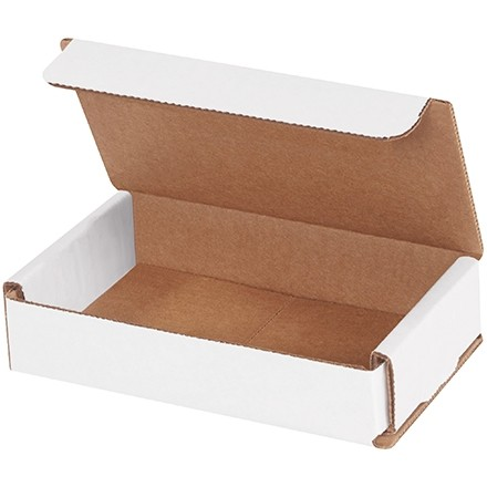 Indestructo Mailers, White, 5 x 3 x 1""