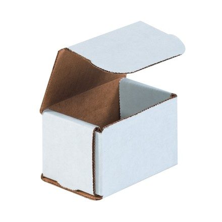 """Indestructo Mailers, White, 3 x 2 x 2"""""""