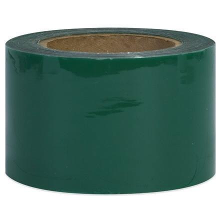 "Green Bundling Stretch Film, 80 Gauge, 3"" x 1000"