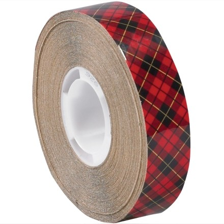 """3M 926 Adhesive Transfer Tape, 1/2"""" x 36 yds., 5 Mil Thick"""