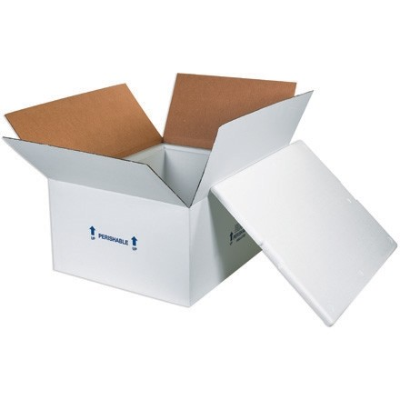 "26 x 19 3/4 x 10 1/2"" Insulated Shipping Kits"